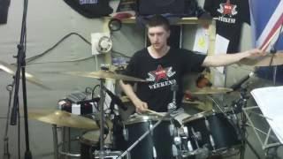 Король и Шут - Мой характер (Drum cover be Roman)