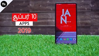 Super 10 Apps January 2019 in Tamil Today
