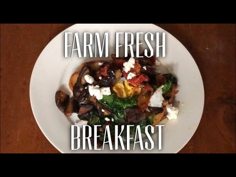 Home Grown Breakfast idea