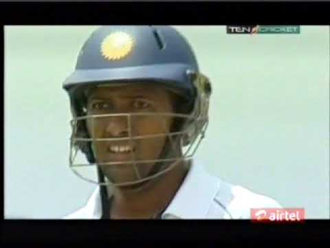 Waseem Jaffer 212 vs WI 2006 ( The Legend of Indian Domestic Cricket with 9 Ranji Trophies )