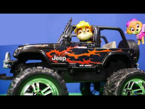 Paw Patrol Nickelodeonrubble's New Car A Paw Patrol Toys
