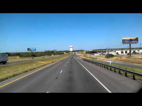 Wichita Falls, Texas on US287