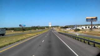 Wichita Falls, Texas on US287