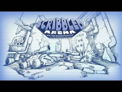 Scribbled Arena pc trailer