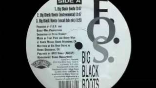 F.O.S. - Big Black Boots