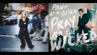 It's A Little Complicated - Avril Lavigne vs. Panic! At The Disco (Mashup)