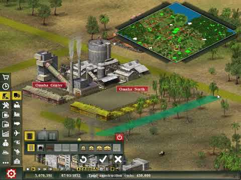 Transport Giant Endless Game Southern USA Road Transport Part 3 1852 |