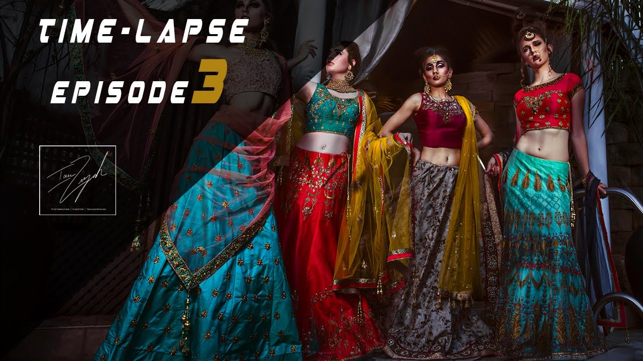 Time-Lapse Ep.3 X RItu Selects Ad Campaign | Editorial Edit