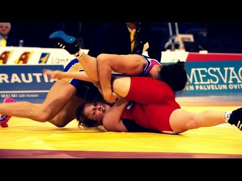 69Kg Gold  - Women Wrestling - European Championships 2014