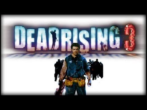 Dead Rising 3 - E3 2013 Welcome to the After Party Announcement Trailer (XBOX ONE)