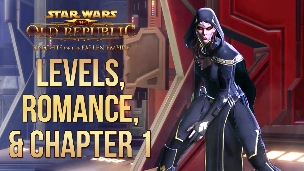 new level 60s romances chapter 1 swtor knights of the fallen