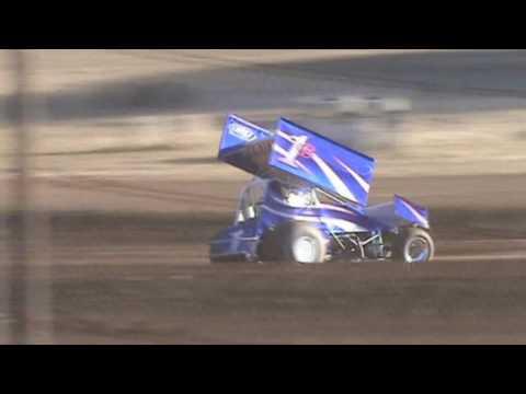 Cottage Grove Speedway, September 10, 2016, 360 Sprint Cars Qualifying