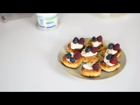 рецепт сырники пошагово фото