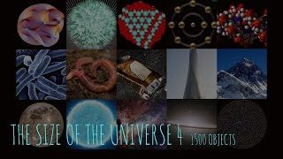 The size of the universe 4