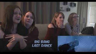 Big Bang - Last Dance  Mv Reaction  Ft Kaylakpow, Neon Pop, And Jellybeannose!