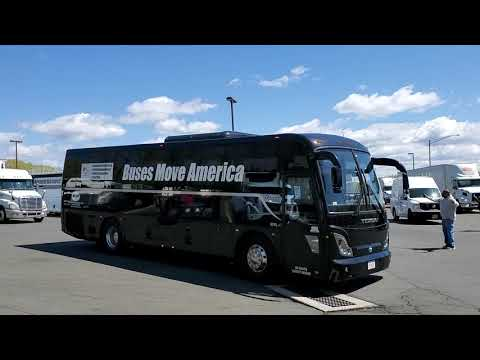 Motorcoaches Rolling For Awareness: New England Company Departures