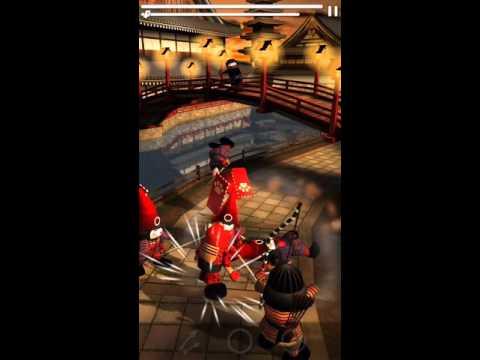 Samurai Castle Trailer