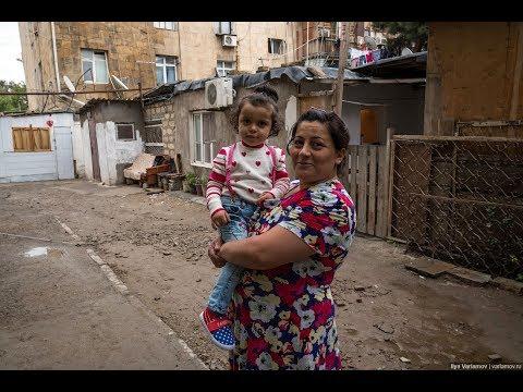Добро пожаловать в Ад   Азербайджан  ► Как живут беженцы из Нагорного Карабаха