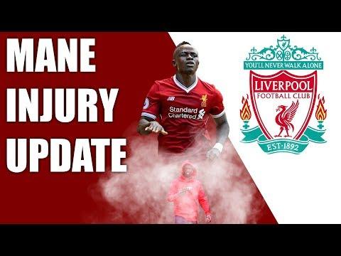 Sadio Mane Injured? | #LFC News Today