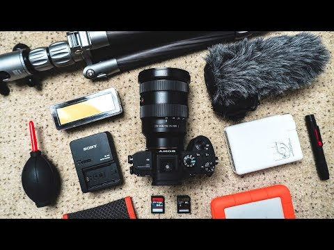ESSENTIAL TRAVEL GEAR for Filmmakers 2019!