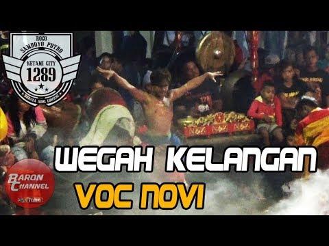 Lagu Jaranan Terbaru WEGAH KELANGAN Voc NOVI ROGO SAMBOYO PUTRO Live Kedunglawe 2018