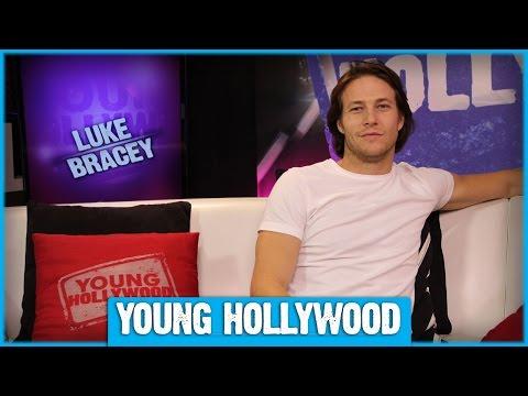 THE NOVEMBER MAN's Luke Bracey on Spiders, Bagpipes, & Dad Jokes