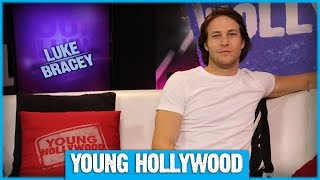 THE NOVEMBER MAN's Luke Bracey on Spiders, Bagpipes, & Dad Jokes