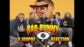 HE#39S THE GOAT! Bad Bunny - X 100PRE Full Album ReactionReview