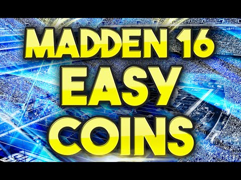 Madden 16 Ultimate Team - How To Make EASY & FAST Coins!!! | MUT Market Tips