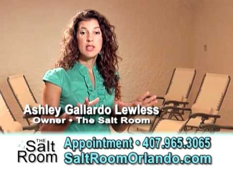 The Salt Room Orlando – Relief for Allergies & Asthma