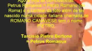 O anticristo já está no Vaticano SAIBA PORQUE O PAPA BENTO XVI RENUNCIOU! Petrus Romanus thumbnail