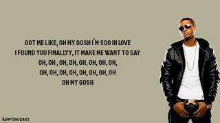 OMG - USHER FT WILL I AM (Lyrics)
