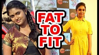 Rinku Rajguru Fat to Fit Mantra | Sairat's Rinku Rajguru Fitness Secret