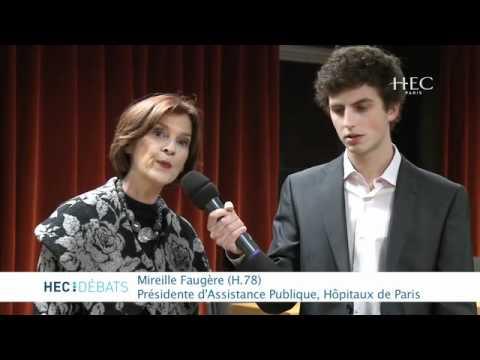 Mireille Faugère, Présidente d'Assistance Publique, Hôpitaux de Paris