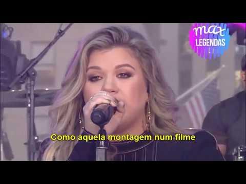 Kelly Clarkson - Move You (Legendado) (Tradução) (Ao Vivo)