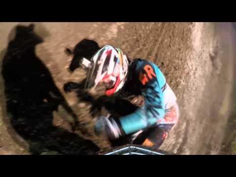 5 Points MX Night MX race brawl(fake)