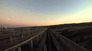 San Francisco, California - AirTrain (San Francisco International Airport) HD (2014)