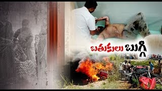 Five of Family Burnt To Death | After Car Catches Fire | at Mamadugu of Chittoor Dist