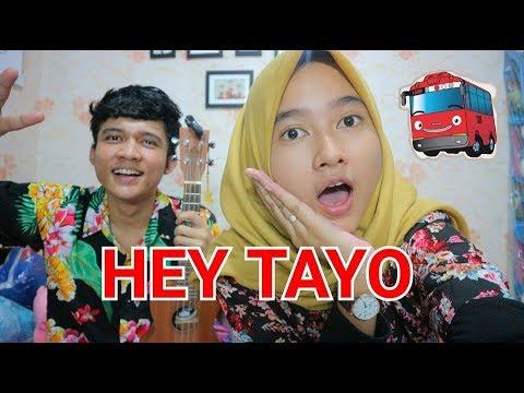Free Download Hey Tayo Cover Deny Reny | Ukulele Mp3 dan Mp4