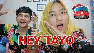 Hey Tayo Cover Deny Reny | Ukulele