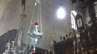 Израиль.Вифлеем. Храм Рождества Христова(, 2016-10-07T07:47:48.000Z)