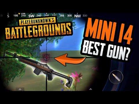 BEST GUN IN PUBG MOBILE SO FAR!