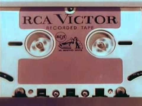 1958 RCA CASSETTE