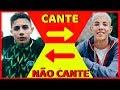 CANTE APENAS QUANDO PERMITIR (TOP MUSIC)