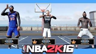 vuclip NBA 2K16 | WHY WEAR A EWING JERSEY? MY PARK NBA 2K16 GAMEPLAY