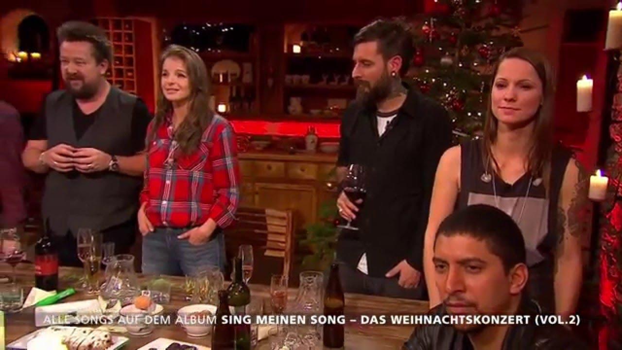 Es Weihnachtet Sehr Sing Meinen Song Das Weihnachtskonzert Am