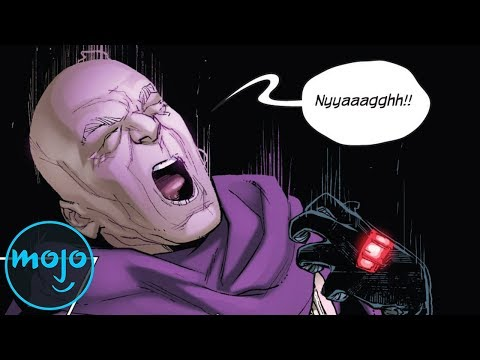 Top 5 Worst Things Mysterio Has Ever Done