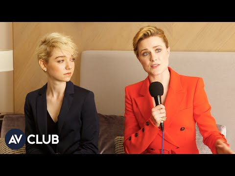 Evan Rachel Wood has never played a character like the one she plays in Allure