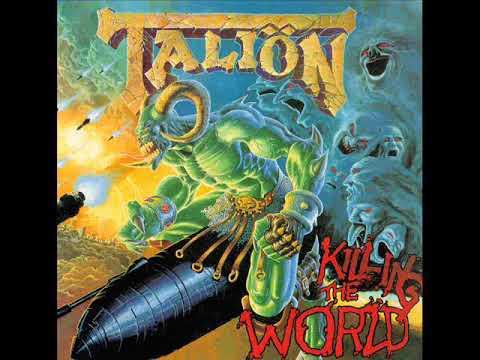 Taliön- Killing The World (FULL ALBUM) 1989