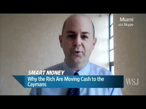 Why The Rich Have Their Cash in The Caymans